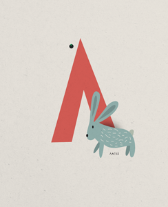Alphabeta Rabbit