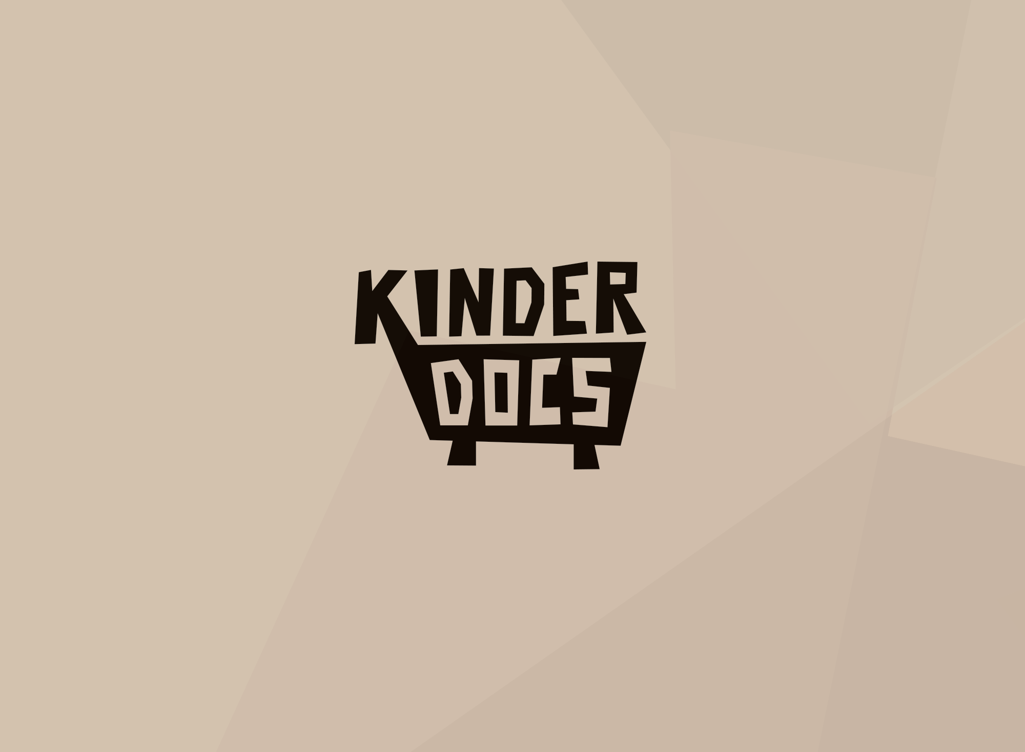 kinderdocs logotype zazdesign