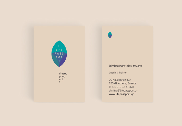 lifepassport business cards
