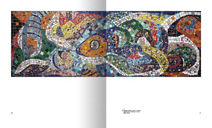 Natalia Kostaki Catalogue Mosaics