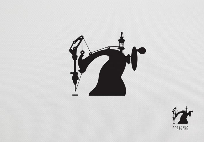 Katerina Pavlou logotype