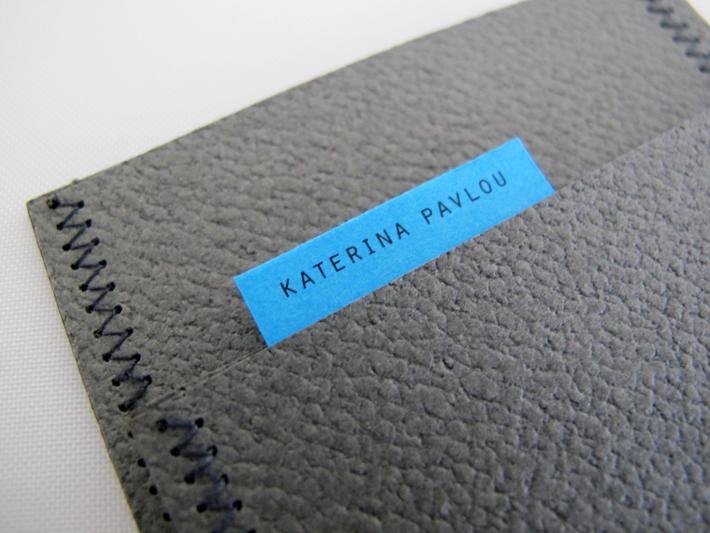 Katerina Pavlou card